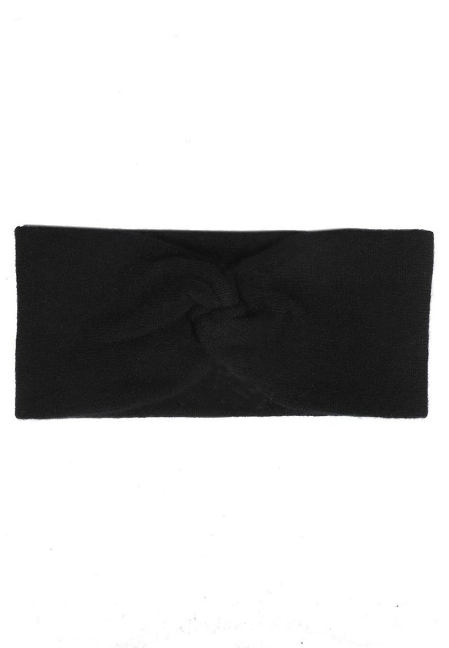 ANNA - Headscarf - schwarz