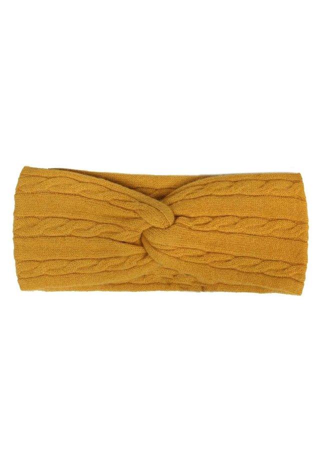 LINDA - Headscarf - gelb