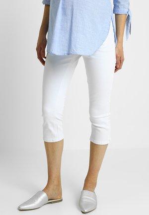Shorts - white denim