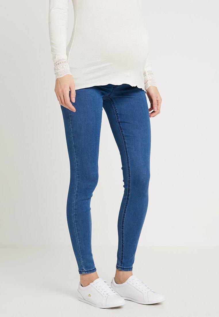 Zalando Essentials Maternity - Jeans Skinny Fit - blue denim