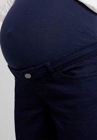 Zalando Essentials Maternity - Jeans Skinny - dark blue - 5