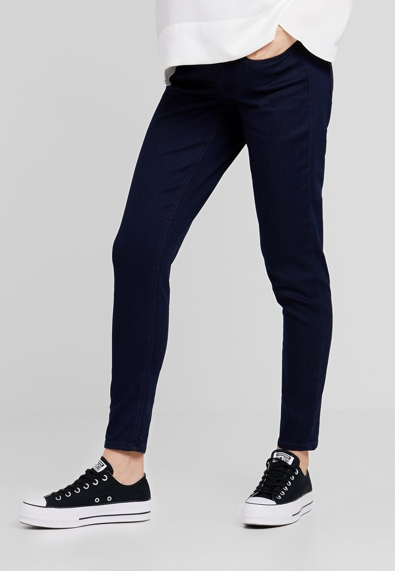 Zalando Essentials Maternity - Jeans Skinny - dark blue