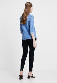 Zalando Essentials Maternity - Jeans Skinny Fit - black denim - 2