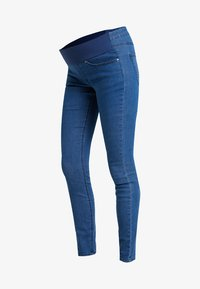 Zalando Essentials Maternity - Jeans Skinny Fit - blue denim - 4
