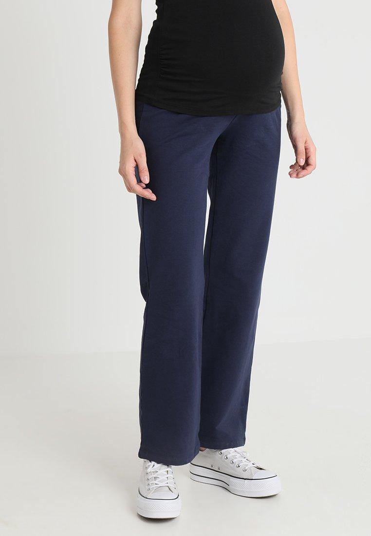 Zalando Essentials Maternity - Pantalones deportivos - dark blue