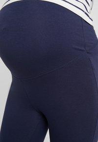 Zalando Essentials Maternity - 2 PACK - Leggings - black/dark blue - 5