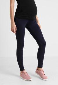 Zalando Essentials Maternity - Legging - darkblue - 0