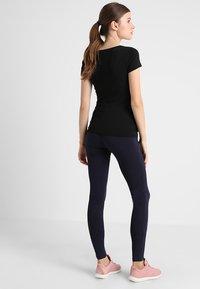 Zalando Essentials Maternity - Legging - darkblue - 2
