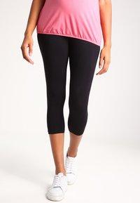 Zalando Essentials Maternity - Legging - black - 0