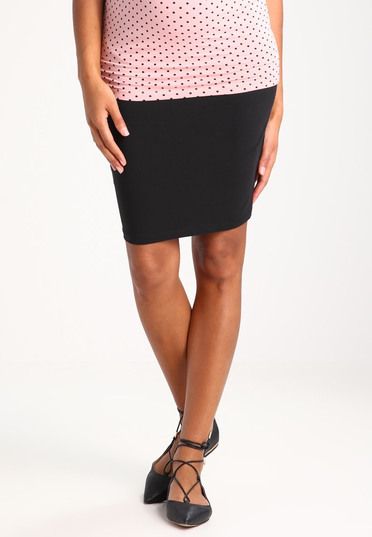 Zalando Essentials Maternity - Pencil skirt - black