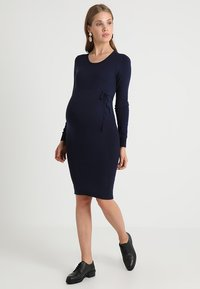 Zalando Essentials Maternity - Jumper dress - peacoat - 2