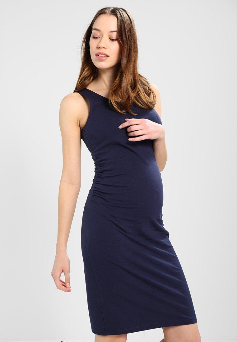 Zalando Essentials Maternity - Shift dress - peacoat