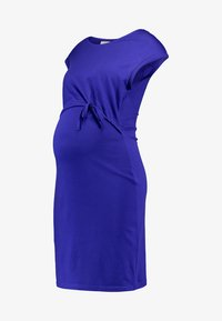 Zalando Essentials Maternity - Žerzejové šaty - blue - 4