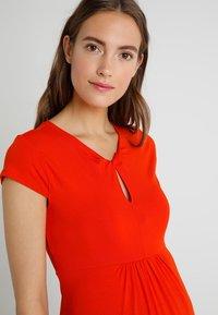 Zalando Essentials Maternity - Jerseykjoler - orange - 3
