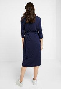 Zalando Essentials Maternity - Žerzejové šaty - maritime blue - 4