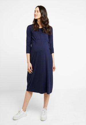 Jerseyklänning - maritime blue