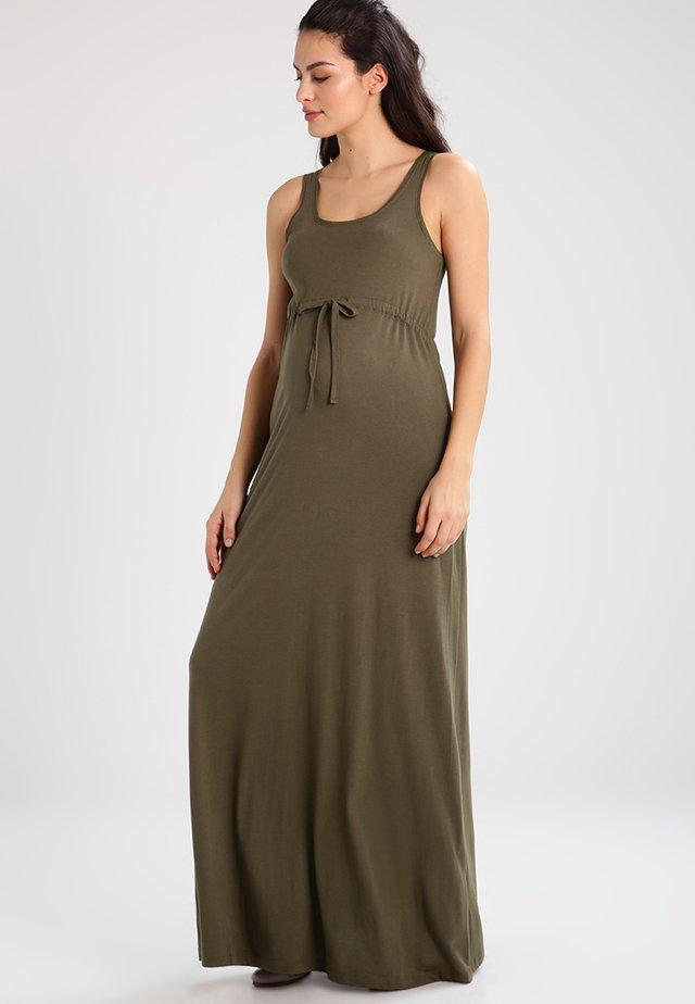 Maxiklänning - dark green