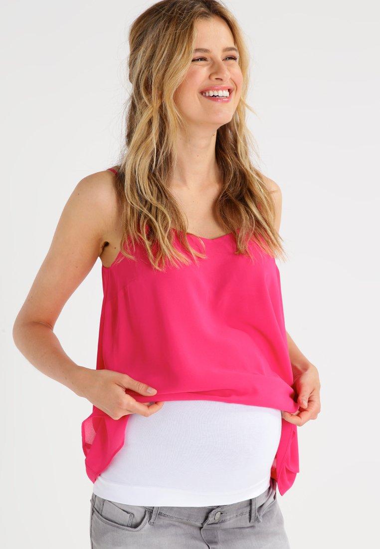 Zalando Essentials Maternity - 2 PACK - Tailleriem - white/black