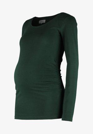 Långärmad tröja - turquoise