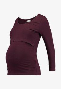 Zalando Essentials Maternity - Longsleeve - winetasting - 5