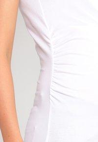 Zalando Essentials Maternity - 2 PACK - Topper - black/white - 4