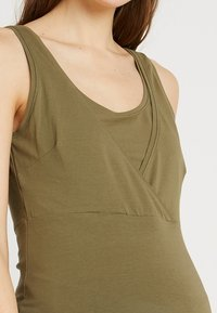 Zalando Essentials Maternity - Top - burnt olive - 5