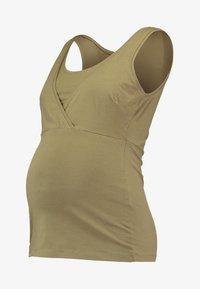 Zalando Essentials Maternity - Top - burnt olive - 4