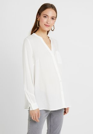 Overhemdblouse - off-white