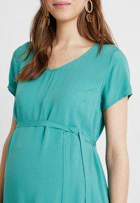 Zalando Essentials Maternity - Blus - dark green - 4