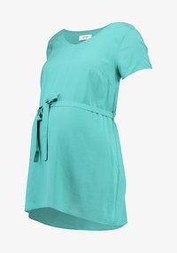 Zalando Essentials Maternity - Blus - dark green - 3
