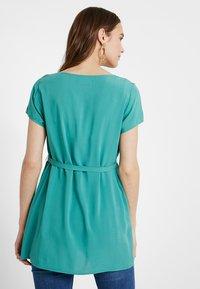 Zalando Essentials Maternity - Blus - dark green - 2