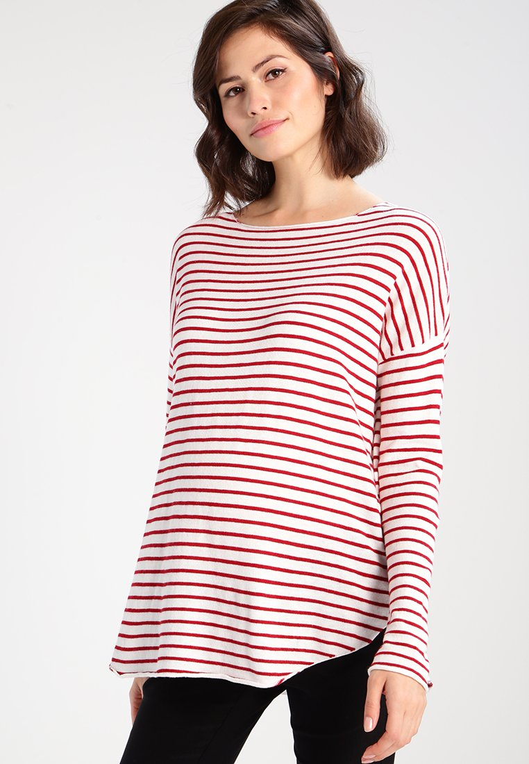 Zalando Essentials Maternity - Jumper - red/white