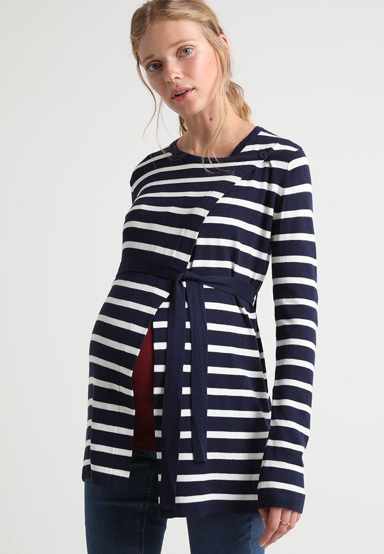 Zalando Essentials Maternity - Cardigan - peacoat