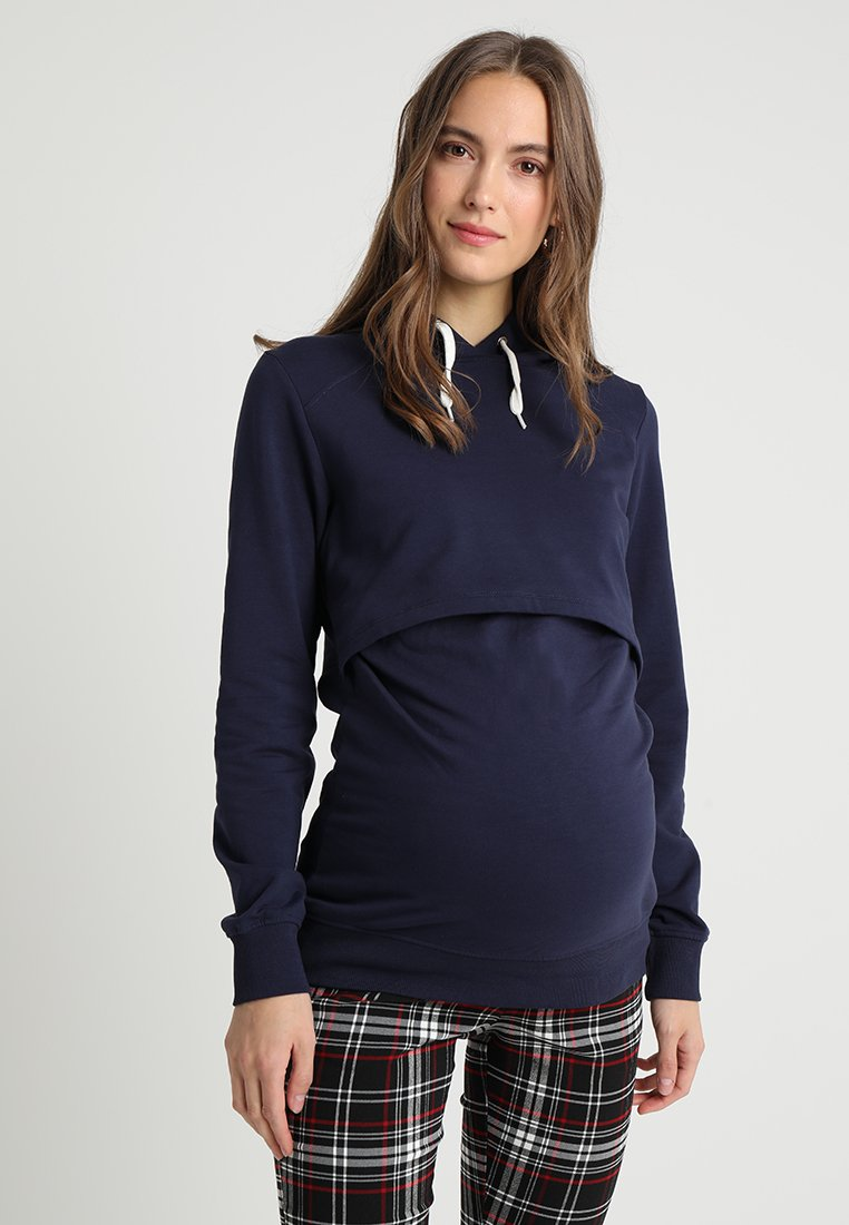 Zalando Essentials Maternity - Luvtröja - peacoat