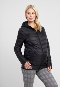 Zalando Essentials Maternity - Dunjakker - black - 0