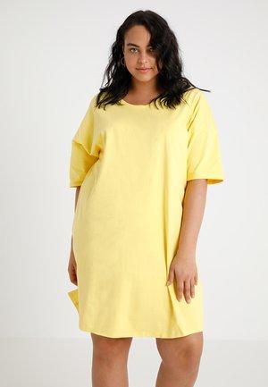 Day dress - aspen gold