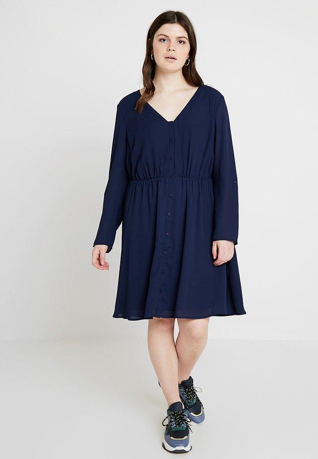 Skjortklänning - dark blue