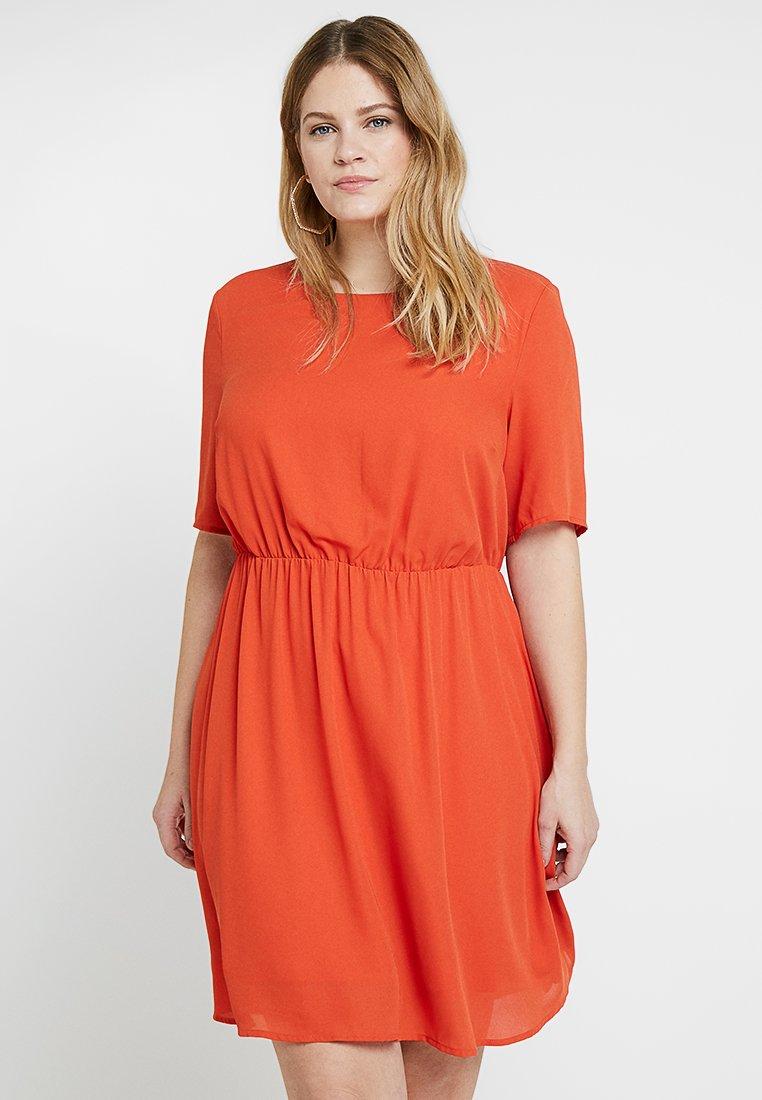 Zalando Essentials Curvy - Vestido informal - orange