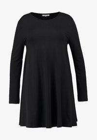 Zalando Essentials Curvy - Jersey dress - black - 6