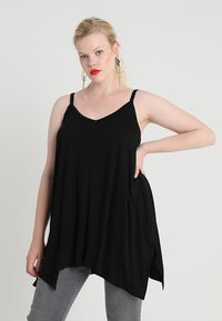 Zalando Essentials Curvy - Top - black - 0