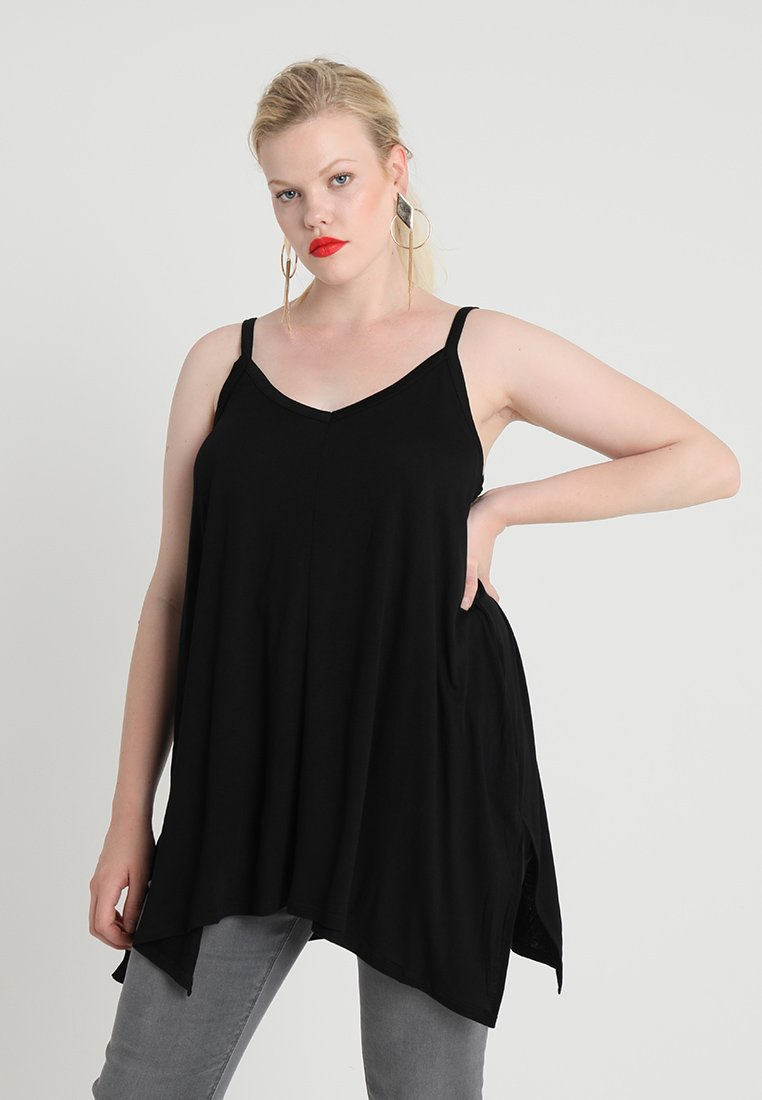 Zalando Essentials Curvy - Top - black