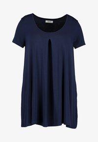 Anna Field Curvy - T-shirt imprimé - maritime blue - 3