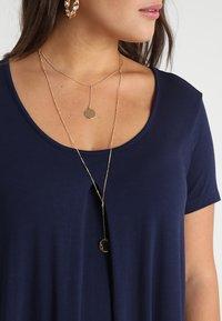 Anna Field Curvy - T-shirt imprimé - maritime blue - 4
