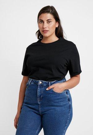 2 PACK - Camiseta básica - white/black