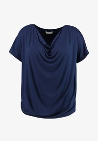 Zalando Essentials Curvy - T-shirts - dark blue - 3