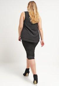 Zalando Essentials Curvy - Blouse - black - 2