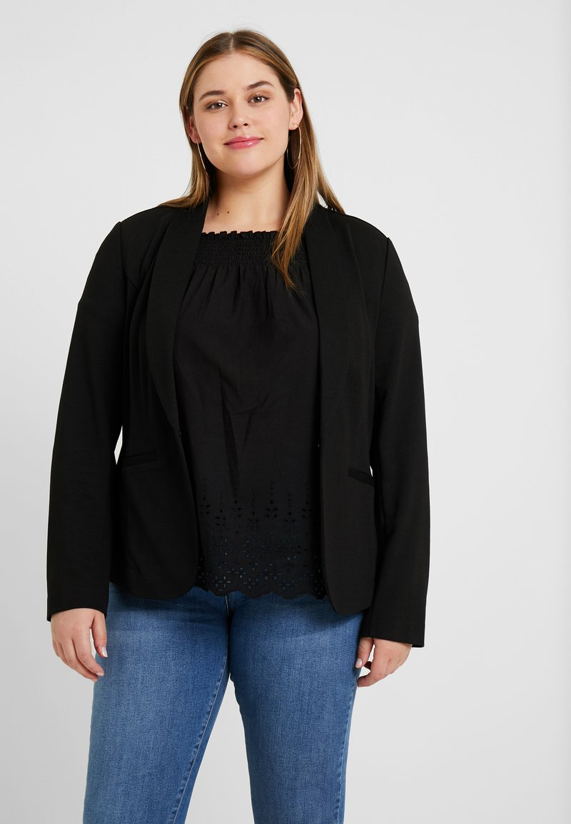 Zalando Essentials Curvy - Blazer - black