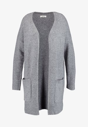 Gilet - light grey melange