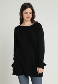 Zalando Essentials Curvy - Pullover - black - 0