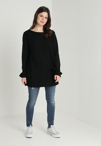 Zalando Essentials Curvy - Pullover - black - 1